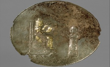 Armenian Medallion of the Period of the Van Kingdom