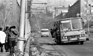 Armenia – The Dark Years of the 1990s