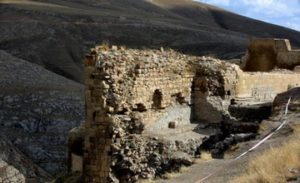 The Turks Discovered an Armenian Church in Historical Armenia