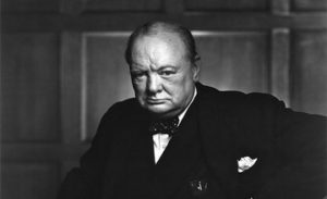 Winston Churchill - When Turkey Attacks Russian Armenia