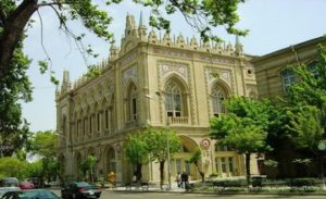 The Architectural Look of Baku