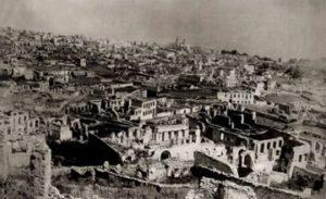 Osip Mandelstam on the Pogroms of Armenians