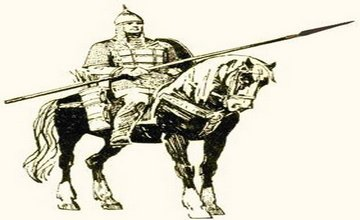 How Mushegh Returned the Harem to Shapur