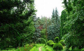 Dendropark of Leonowicz in Stepanavan