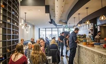 "Armenian Restaurant ""Mayrik"" in Toronto"