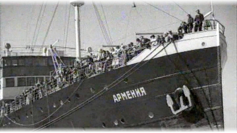 The Wreck Of The Steamboat Quot Armenia Quot Ordered To Be