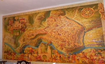 The City Plan of Ani – An Entire City on a Wall