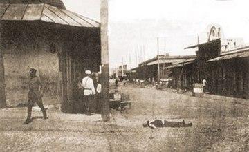 Baku-February 1905 - Reasons