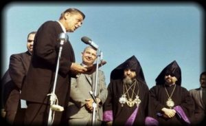 Ronald Reagan – The Armenian Genocide Declaration
