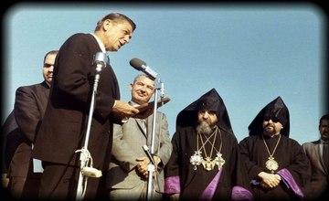 Ronald Reagan – The Armenian Genocide Declaration