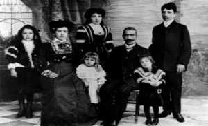 The Origin of Armenian Surnames