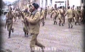 An Armenian Warrior Does Not Bring Death
