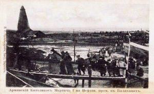 Armenians in Baku – 19th-20th Centuries