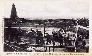 Armenians in Baku – 19th-20th Centuries