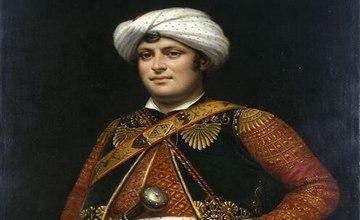 Rustam Raza - Armenian - Napoleon's Mamluk