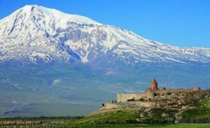 Khor Virap Against the Backdrop of Ararat