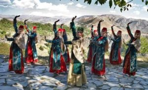 The ancient Armenian New Year – the holiday Navasard – was celebrated on August 11. This holiday symbolized the victory of the legendary patriarch of the Armenian people Hayk over the Babylonian tyrant Bel.