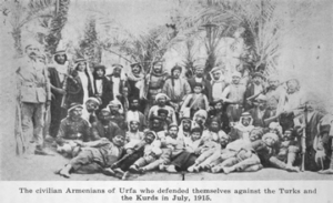 Self-Defense of Urfa – 1915
