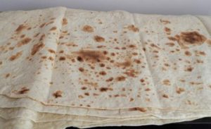 The Turks Wanted to Make Lavash