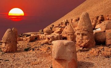 Mount Nemrut - Sun King's Sanctuary