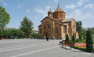 Surb Astvatsatsin Church of Yerevan