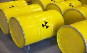 Radioactive Waste Decontaminant
