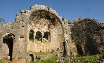 Turks Made a Toilet in the Armenian Church