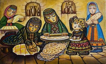 Armenian Cuisine Traditions