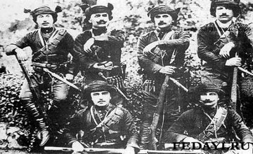 Zeytun Uprisings - 1877-1878, 1895