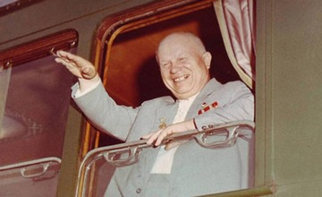How Nikita Khrushchev Caught Fish