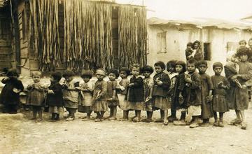 Photo of Armenian Orphans