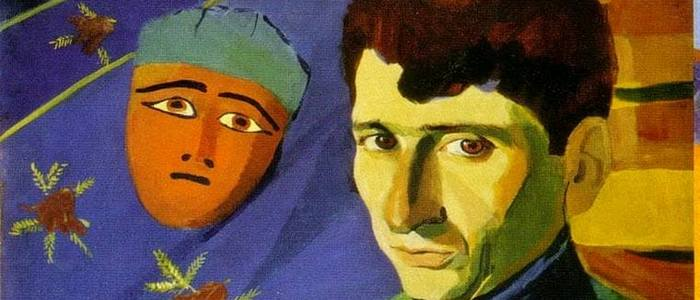Martiros Saryan About the Rescued Portrait