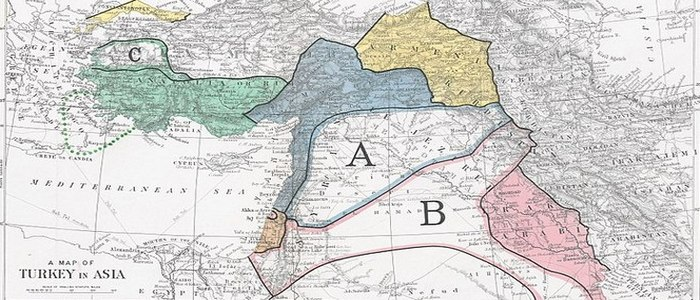 The Secret Sykes-Picot Agreement