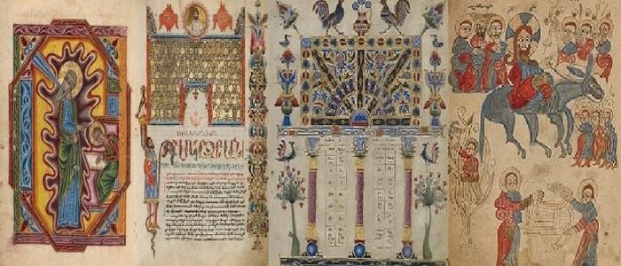 Ancient Armenian Manuscripts