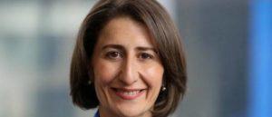 Gladys Berejiklian – Premier