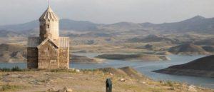 Iran's Attitude Towards the Pearls of Armenian Architecture