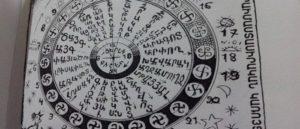 The Ancient Armenian Proto-Hayk Calendar