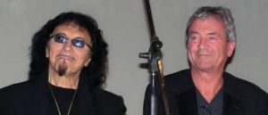 Ian Gillan and Tony Iommi in Yerevan