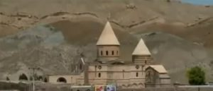 The Armenian Black Church in Iran