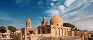 Iran Intends to Have an Armenian Temple