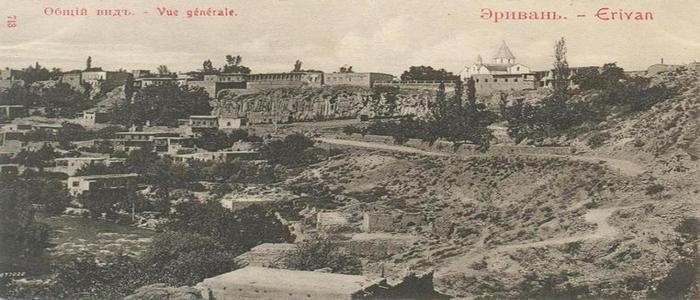 Dzoragyugh – The Oldest District of Yerevan