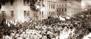 About Hostile Actions Against Armenia – 1920