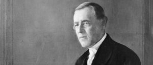 Woodrow Wilson's Request to the US Congress