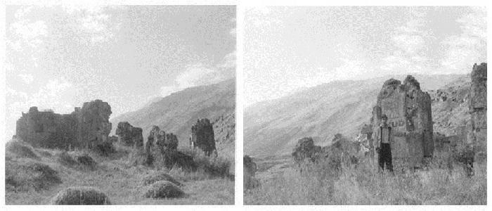On the Slope of Ararat