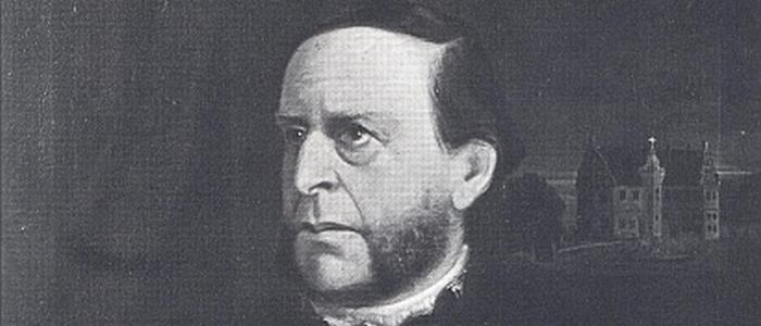 Baron August von Haxthausen