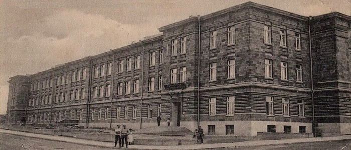 To the Centenary of the Armenian University