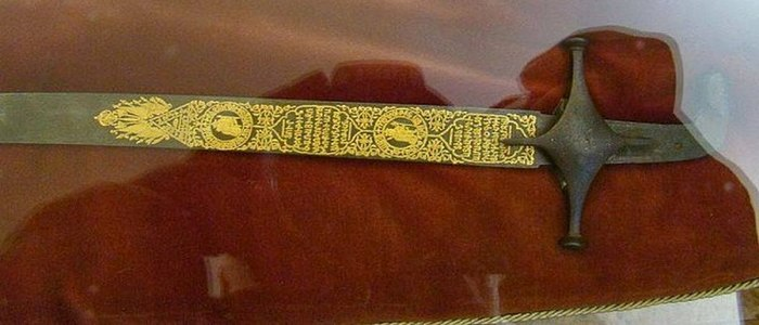 Sword of the Last King of Cilicia