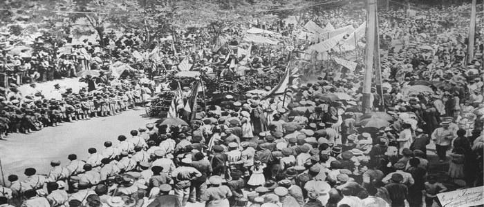 May 28, 1919, Yerevan
