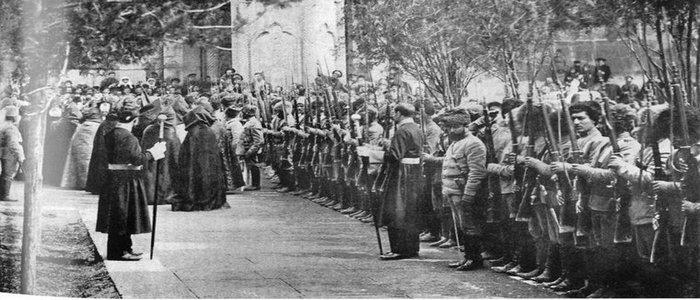From Erzurum to Sardarapat – 1915-1918