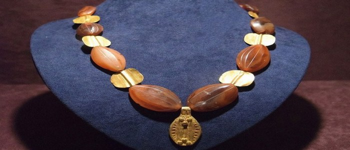 A Necklace From Ancient Armenia